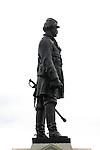 STATUE of NORTHERN SOLDIER at GETTYSBURG