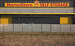 HomeStore Self Storage business, Ipswich, Suffolk, England