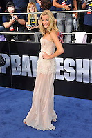 Brooklyn Decker at the film premiere of 'Battleship,' at the NOKIA Theatre at L.A. LIVE in Los Angeles, California. May, 10, 2012. © mpi35/MediaPunch Inc.