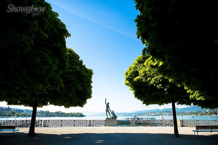 Image Ref: SWISS040<br /> Location: Zurich, Switzerland<br /> Date of Shot: 19th June 2017