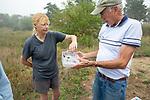 Alison Davis  & Charles Dow, Choosing Diamondback Terrapin To Release
