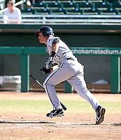 Gordon Beckham / Peoria Saguaros 2008 Arizona Fall League..Photo by:  Bill Mitchell/Four Seam Images