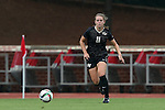 04 September 2015: Wake Forest's Maddie Huster. The Wake Forest University Demon Deacons played the William & Mary University Tribe at Dail Soccer Field in Raleigh, NC in a 2015 NCAA Division I Women's Soccer game. The game ended in a 1-1 tie.