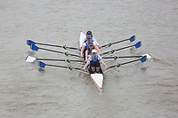 Crew: 175   Barnes Bridge Ladies   WD 4x<br /> <br /> Veteran Fours Head 2017<br /> <br /> To purchase this photo, or to see pricing information for Prints and Downloads, click the blue 'Add to Cart' button at the top-right of the page.