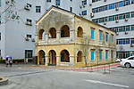 Anglican Girls' Primary School (Built In 1905) In The Po Yan Hospital Compound, Beihai, (Pakhoi).