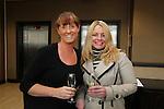 Ty Hafan Celebrity Chef.Nicola O'Donovan & Erica Westerman.Maldron Hotel.26.09.12.©Steve Pope