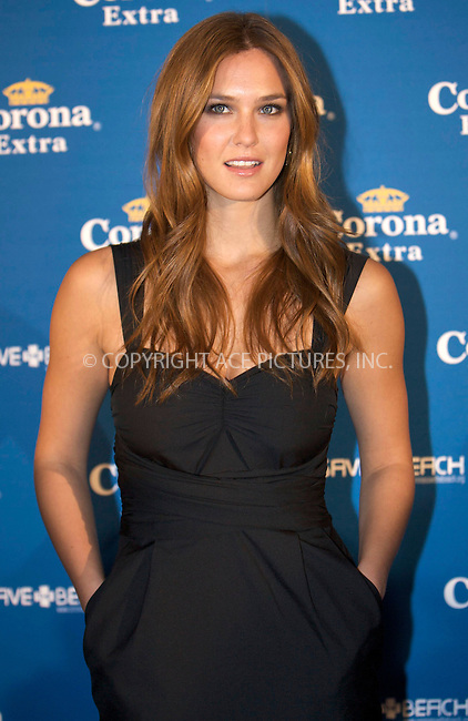 Bar Rafaeli at the Corona Beach Tour party in London - 09 December 2008..FAMOUS PICTURES AND FEATURES AGENCY 13 HARWOOD ROAD LONDON SW6 4QP UNITED KINGDOM tel +44 (0) 20 7731 9333 fax +44 (0) 20 7731 9330 e-mail info@famous.uk.com www.famous.uk.com.FAM24862