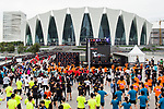 Pre-Race - Bloomberg Square Mile Relay Shanghai 2017