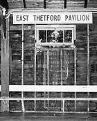 August 2, 2013. East Thetford, Vermont