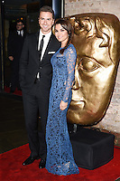 Samantha Barks and Richard Fleeshman arrives for the Children's BAFTA Awards 2014 at The Roundhouse, Camden, London, London. 23/11/2014 Picture by: Steve Vas / Featureflash