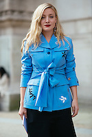 Kate Foley at Paris Fashion Week (Photo by Hunter Abrams/Guest of a Guest)