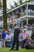 Justin Thomas (USA) waits to head to 17 during round 2 of the World Golf Championships, Mexico, Club De Golf Chapultepec, Mexico City, Mexico. 2/22/2019.<br /> Picture: Golffile | Ken Murray<br /> <br /> <br /> All photo usage must carry mandatory copyright credit (&copy; Golffile | Ken Murray)