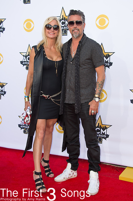 Richard Rawlings attends the 50th Academy Of Country Music Awards at AT&T Stadium on April 19, 2015 in Arlington, Texas.
