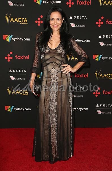05 January 2018 - Hollywood, California - Simone Kessell. 7th AACTA International Awards held at Avalon Hollywood. Photo Credit: F. Sadou/AdMedia