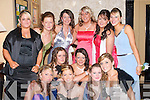 FASHION: Fashion galore on Friday night at the Presentation Debs at the Abbey Gate Hotel, Tralee, by Amy Powell, Linda O'Brien, Aisling O'Driscoll, Tara Guerin, Alex Everett, Linda Gleeson, Kirstie O'Dowd, Christina O'Keeffe, Vanessa Molloy, Teresa Ward, Debbie Nammock and Laura O'Mahony..