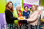 Majella Duignan (Nutrifit), Elizabeth Gross (Tralee), Noreen O'Flaherty (Recovery Haven) and Breda Kirby (Ardfert) at the coffee morning in Nutrifit in Tralee for Recovery Haven
