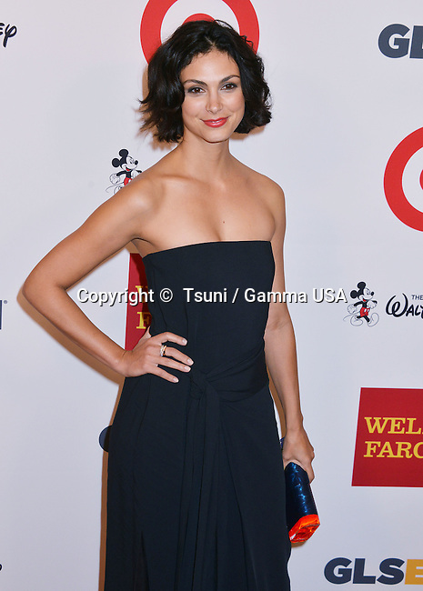 Morena Baccarin 170 at the GLSEN Respect Awards 2014 At the Regent Beverly Hotel in Los Angeles.