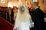 Briarcliff Manor wedding, St. Theresa's Church