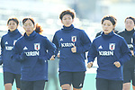 Yuika Sugasawa (JPN), JANUARY 16, 2018 -  Football / Soccer : <br /> Japan women's national team training camp <br /> in Tokyo, Japan. <br /> (Photo by Yohei Osada/AFLO)