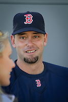 Boston Red Sox return for spring training, Fort Myers, Florida, USA, Feb. 13, 2011. Photo by Debi Pittman Wilkey