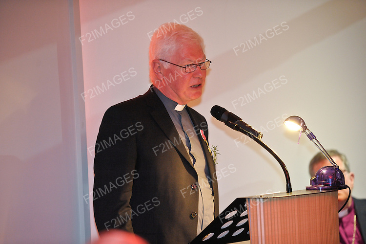Monsignor John Devine Dinner 24.3.11 Liverpool Hope University...Photos by Alan Edwards