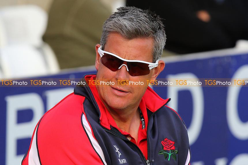 Lancashire CCC head coach Ashley Giles during Essex CCC vs Lancashire CCC, Day Two