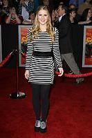 "LOS ANGELES - FEB 22:  Caroline Sunshine at the  ""John Carter"" Premiere at the Regal LA Live on February 22, 2012 in Los Angeles, CA12"