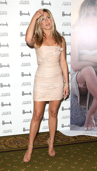 "WWW.ACEPIXS.COM . . . . .  ..... . . . . US SALES ONLY . . . . .....July 21 2010, London....Actress Jennifer Aniston at a signing of her new fragrance, ""Lolavie' in Harrods department store on July 21 2010 in London....Please byline: FAMOUS-ACE PICTURES... . . . .  ....Ace Pictures, Inc:  ..Tel: (212) 243-8787..e-mail: info@acepixs.com..web: http://www.acepixs.com"