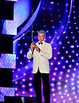 CORAL GABLES, FL - APRIL 28: Michael Buffer onstage at the Billboard Latin Music Awards at the BanKUnited Center on Thursday April 28, 2016 in Coral Gables, Florida. ( Photo by Johnny Louis / jlnphotography.com )