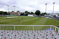 General view of the ground ahead of Essex CCC vs Middlesex CCC, Specsavers County Championship Division 1 Cricket at The Cloudfm County Ground on 28th June 2017