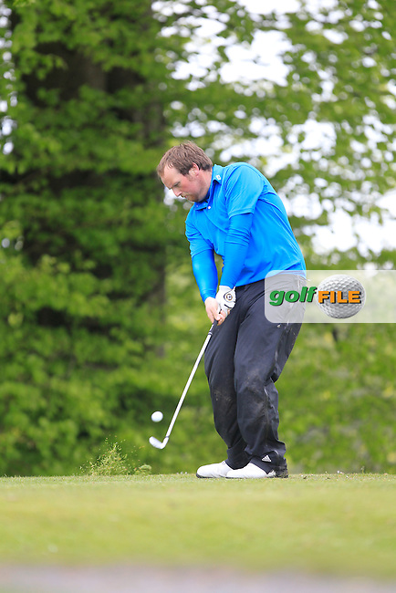 S. Bryan (Delgany) on the 5th Tee during the Mullingar Scratch Trophy Day 1at Mullingar Golf Club Belvedere 18th May 2013.Picture: Thos Caffrey www.golffile.ie...