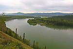 IMAGES OF THE YUKON,CANADA, The Yukon River