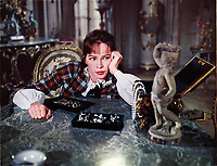 Gigi (1958) <br /> Leslie Caron<br /> *Filmstill - Editorial Use Only*<br /> CAP/MFS<br /> Image supplied by Capital Pictures
