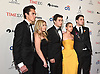 Parkland Activists, David Hogg, Jaclyn Corin, Cameron Kasky, Emma Gonzalez and Alex Wind attend the TIME 100 2018 GALA on  April 24, 2018 at the Frederick P Rose Hall, Home of Jazz at Lincoln in New York, New York, USA.<br /> <br /> photo by Robin Platzer/Twin Images<br />  <br /> phone number 212-935-0770