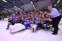 Destil Trappers Tilburg - UNIS Flyers Bekerfinale 110115 sel