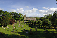 St Andrew parish church, Aysgarth, North Yorkshire, England