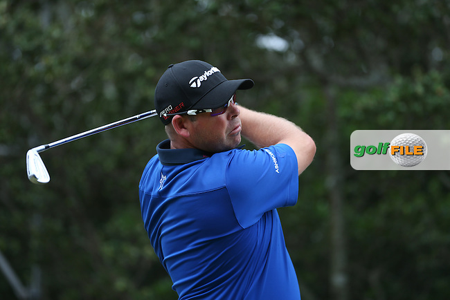 Justin Walters (RSA) during Round Two of the Africa Open 2015 at the East London Golf Club, East London, Eastern Cape, South Africa. Picture:  David Lloyd / www.golffile.ie. 06/03/2015