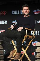 Scott Eastwood beim Panel zu 'Pacific Rim: Uprising / Pacific Rim 2' auf der New York Comic Con 2017 im Javits Center. New York, 06.10.2017