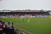 07/05/2016 Sky Bet League Two Morecambe v York City<br /> Globe Arena