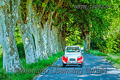 Tom Mackie, LANDSCAPES, LANDSCHAFTEN, PAISAJES, photos,+Citroen 2CV, Europa, Europe, European, France, Provence, Tom Mackie, car, cars, classic car, french, green, horizontal, horiz+ontals, pathways, red, road, sycamore, tree, trees, white,Citroen 2CV, Europa, Europe, European, France, Provence, Tom Mackie+car, cars, classic car, french, green, horizontal, horizontals, pathways, red, road, sycamore, tree, trees, white++,GBTM180323-1,#l#, EVERYDAY