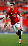 Josh Harrop of Manchester United during the English Premier League match at the Old Trafford Stadium, Manchester. Picture date: May 21st 2017. Pic credit should read: Simon Bellis/Sportimage