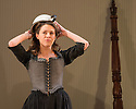 London, UK. 14.10.2014. English National Opera presents THE MARRIAGE OF FIGARO, directed by Fiona Shaw, at the London Coliseum. Picture shows:   Mary Bevan (Susanna). Photograph © Jane Hobson.