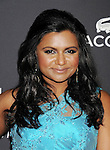 BEVERLY HILLS, CA- FEBRUARY 22: Actress Mindy Kaling arrives at the 16th Costume Designers Guild Awards at The Beverly Hilton Hotel on February 22, 2014 in Beverly Hills, California.