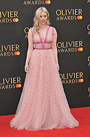 Nell Hudson at the Olivier Awards 2019, Royal Albert Hall, Kensington Gore, London, England, UK, on Sunday 07th April 2019.<br /> CAP/CAN<br /> ©CAN/Capital Pictures