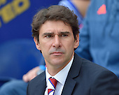 09/08/2015 Sky Bet League Championship Preston North End v Middlesbrough <br /> Middlesbrough Head Coach, Aitor Karanka