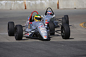Jacques Villeneuve, uncle, at the wheel of his Formula Tour 1600 during the GP3R weekend in Trois-Rivieres, Quebec