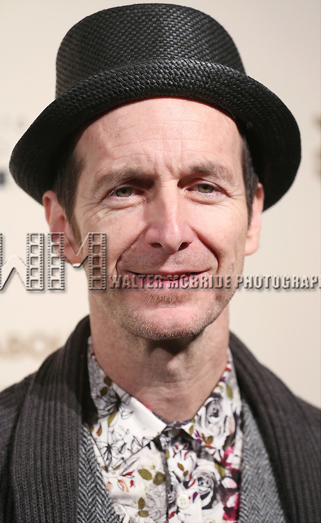 Denis O'Hare attends the Roundabout Theatre Company's  50th Anniversary Gala at The Waldorf-Astoria on February 29, 2016 in New York City.