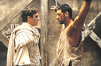 Gladiator (2000)<br /> Russell Crowe &amp; Joaquin Phoenix<br /> *Filmstill - Editorial Use Only*<br /> CAP/KFS<br /> Image supplied by Capital Pictures