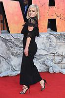 "Jorgie Porter arriving for the ""Rampage"" premiere at the Cineworld Empire Leicester Square, London, UK. <br /> 11 April  2018<br /> Picture: Steve Vas/Featureflash/SilverHub 0208 004 5359 sales@silverhubmedia.com"