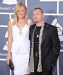 Malin Akerman and Roberto attends The 54th Annual GRAMMY Awards held at The Staples Center in Los Angeles, California on February 12,2012                                                                               © 2012 DVS / Hollywood Press Agency